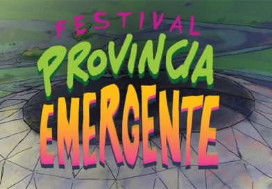 El envión al festival Provincia Emergente