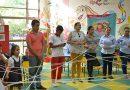 El modelo de los Centros Barriales de Infancia y Juventud viajó a Colombia