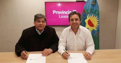 El municipio de José C. Paz adquirió equipamientos por Provincia Leasing