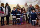 Andreotti y el Consejo Escolar inauguraron la renovación de la Escuela N° 32