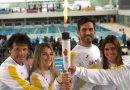 Juegos Olímpicos de la Juventud 2018: Paceña partició del relevo antorcha olímpica
