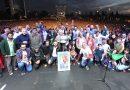 Más de 70 mil personas disfrutaron en Tigre del recital en homenaje a las Abuelas de Plaza de Mayo