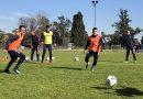Arrancó la semana de trabajo a la espera del debut ante San Lorenzo
