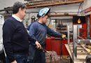 """Jorge Macri: """"Seguimos trabajando juntos para retribuirles a los bomberos todo lo que hacen por nosotros"""""""