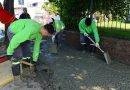 San Fernando sigue renovando el barrio Villa del Carmen