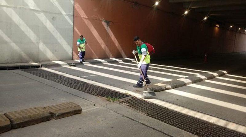 San Isidro intensifica sus tareas de limpieza para evitar anegamientos