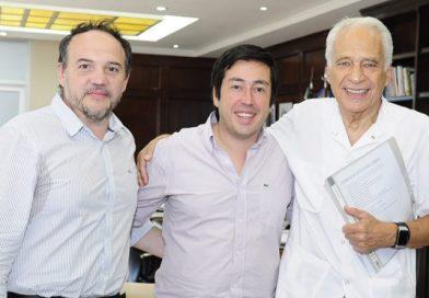 """Luis Vivona: """"Tenemos que terminar con la idea que todo lo público es deficitario"""""""
