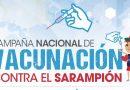 Comienza la campaña de erradicación del sarampión, la rubeola y las paperas en Malvinas Argentinas