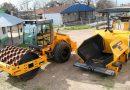Nuevos equipamientos viales para continuar con las obras