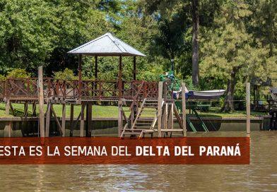Delta del Paraná: finalista de la campaña 7 Maravillas Naturales Argentinas