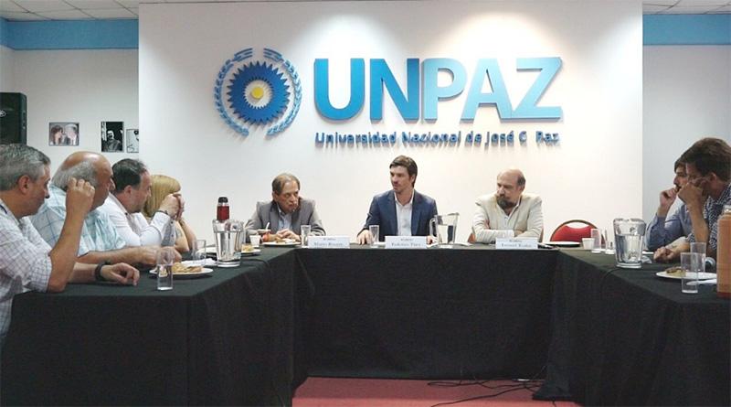Avanza la creación de la carrera de medicina en José C. Paz