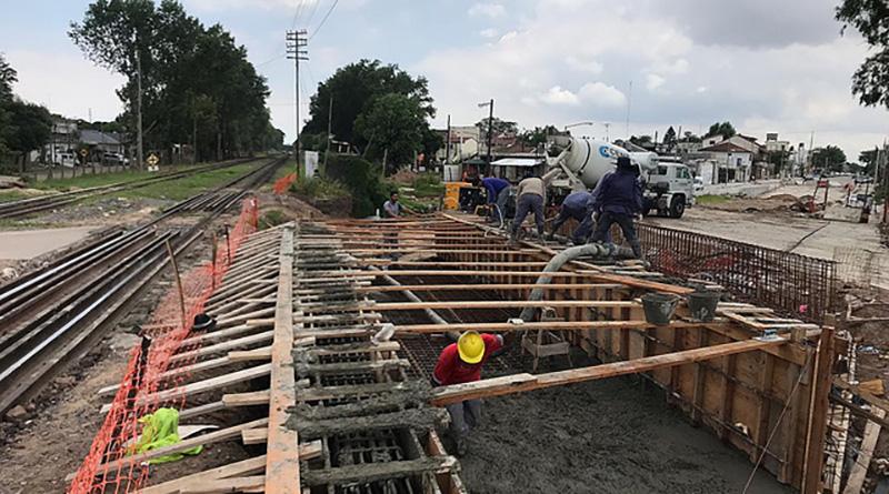 Avanza la construcción del futuro túnel de Sarratea