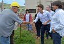 Juan Andreotti recorrió la renovación integral del Jardín N° 932 y sus dos aulas nuevas