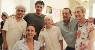 Jorge Macri y la vicepresidenta Michetti compartieron una jornada en la Asociación Civil Peldaños