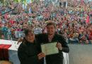 Más de 85.000 personas en un acto Peronista en José C. Paz