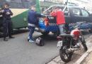 Motochorros detenidos en Munro tras persecución