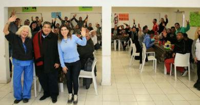 Segundo aniversario Hospital Terapéutico de José C. Paz