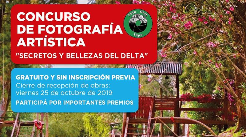 """Tigre lanza el concurso fotográfico """"Secretos y bellezas del Delta"""""""