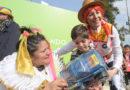 Gran cierre del 'Mes del Niño' con shows artísticos y juegos en San Fernando