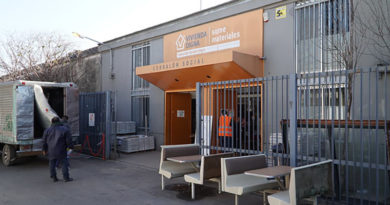 La Fundación Vivienda Digna recibe donaciones de materiales de construcción y muebles