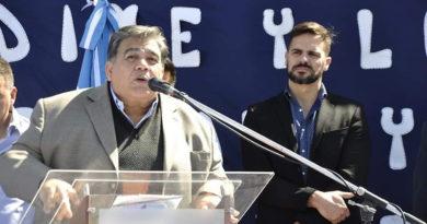 Mario Ishii inauguró la escuela primaria Nº 40 construida por el municipio
