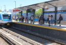 Se renovó la estación Carupá del tren Mitre