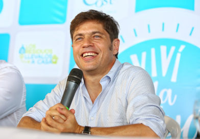 """Kicillof presentó ReCreo: """"El trabajo y el descanso son un derecho y están en nuestros destinos turísticos"""""""