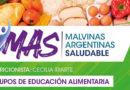 El Municipio trabaja por una alimentación saludable