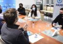 PAMI presentó el programa Residencias Cuidadas en Malvinas Argentinas