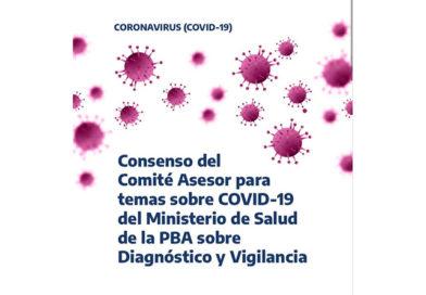 La Provincia informa que la única prueba válida que determina nuevos casos de coronavirus es la de PCR