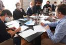 Juan Andreotti firmó con AABE la recuperación de un gran espacio verde con salida al río para una reserva ecológica