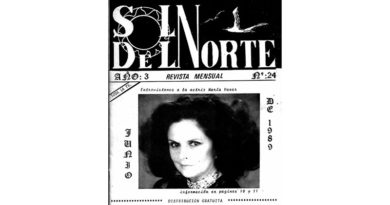 Homenaje a la actriz María Vaner