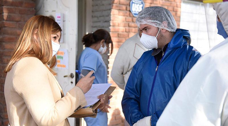 Realizan operativo preventivo en centro de día y geriátrico