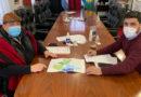 El intendente Mario Ishii mantuvo dos importantes reuniones