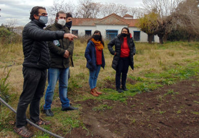 Federico Ugo visitó experiencias de la Economía Popular en Zona Norte