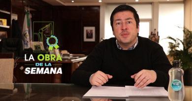 Nardini presenta a través de video las obras realizadas por el municipio durante la cuarentena