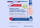 Nueva convocatoria de donación de sangre del Hospital Británico