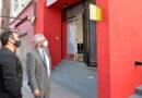 """Julio Zamora recorrió la nueva Delegación de Tigre centro: """"Mejoramos la calidad de atención para los vecinos y las condiciones de trabajo de los empleados"""""""