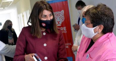 El Hospital Materno Infantil de Tigre recibió una donación de las Damas Rosadas destinada a las familias vulnerables