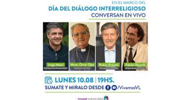 Día del Diálogo Interreligioso en Vicente López