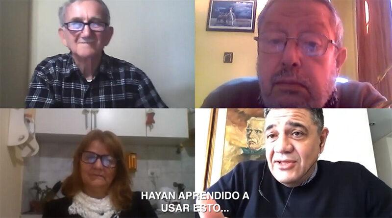 Vicente López capacita a adultos mayores en el uso de nuevas tecnologías