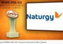 Naturgy reconocida en los premios APSAL
