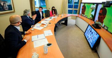 Asistencia a intendencias para impulsar la economía, la integración regional y la inclusión social