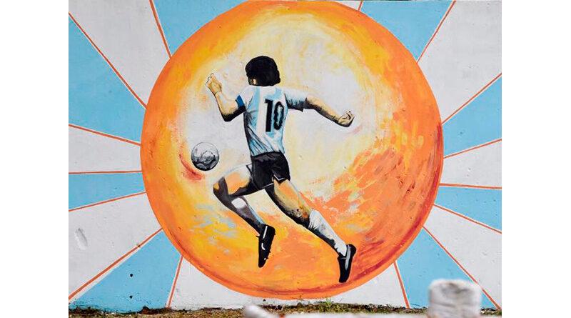 El mejor jugador del mundo murió hoy en Tigre