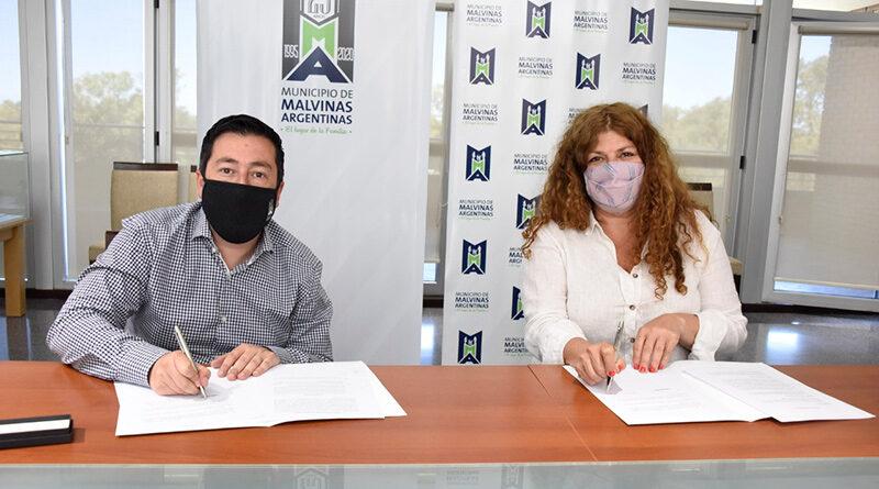 Leo Nardini recibió a Gabriela Torres, titular de la SEDRONAR
