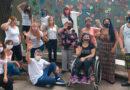 La inclusión como derecho: Inauguran un nuevo mural en Munro