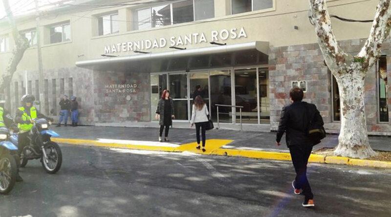 La Maternidad Santa Rosa un emblema de Vicente López