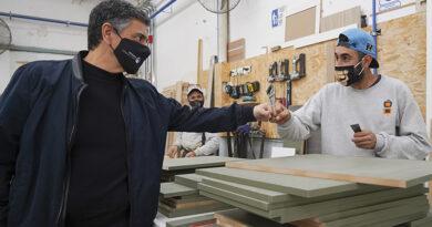 """Jorge Macri: """"Las pymes son motores productivos y fuentes de trabajo de nuestro país"""""""