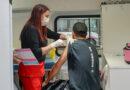 Se realizó en la zona de Canal una nueva jornada de vacunación contra el COVID-19