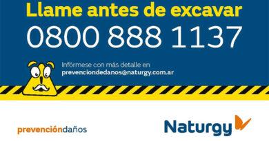 """Naturgy lanza la edición 2021 de la campaña de seguridad """"Llame antes de excavar"""""""